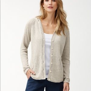 NWT Tommy Banana Lea Hooded cardigan